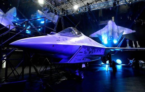 جدیدترین جنگنده نسل پنجمی سوخو,جنگنده سوخو روسیه