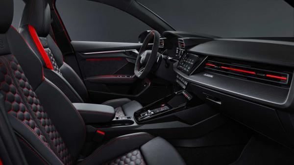 آئودی RS3,جدیدترین خودروهای آئودی