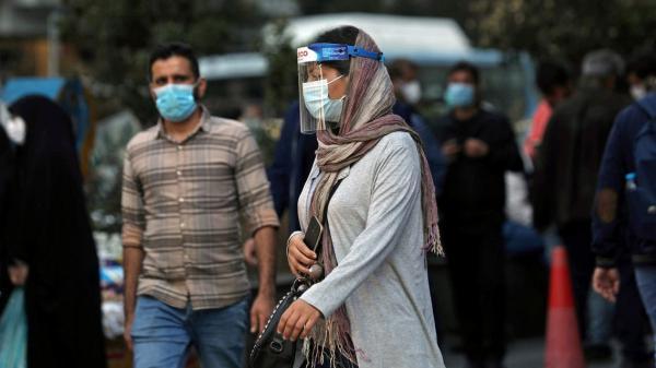 ویروس کرونا در ایران,آمار کرونای ایران در 30 تیر 1400