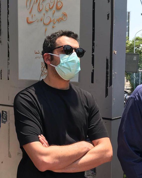 تجمع هنرمندان در حمایت از خوزستان,تجمع بازیگران در واکنش به اوضاع خوزستان
