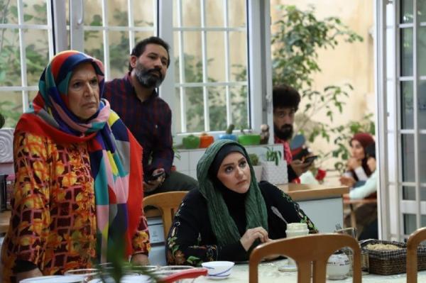 سریال زن زندگی مرد زندگی,جدیدترین سریال های ایرانی