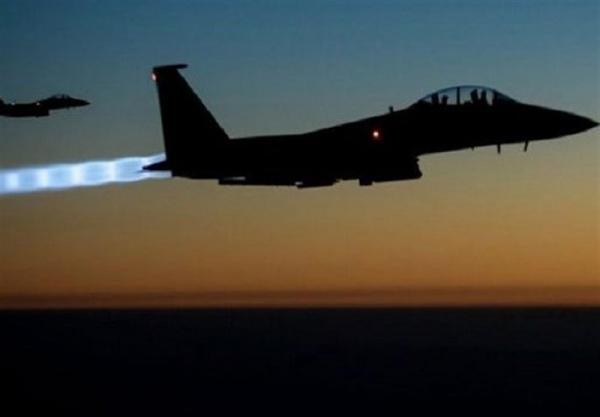 حمله جنگندههای آمریکایی به شمال شرق سوریه,حمله آمریکا به سوریه