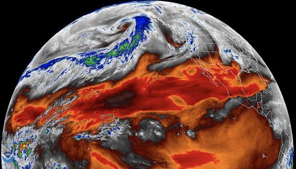 ابر,تاثیر ابرها بر افزایش گرمایش جهانی