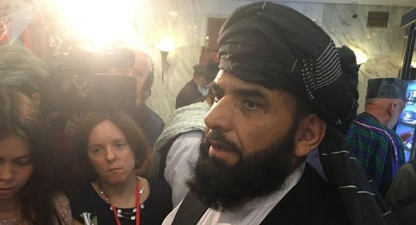 طالبان,سخنگوی طالبان