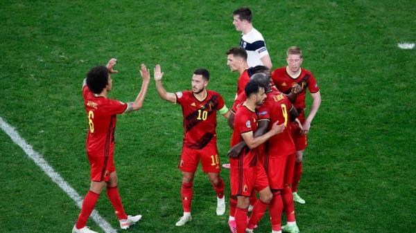 دیدار تیم ملی بلژیک و فنلاند,یورو 2020