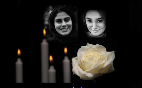 مهشاد کریمی و ریحانه یاسینی,درخواست جمعی از فعالان رسانه و محیط زیست برای برخورد قضایی با عامل حادثه دریاچه ارومیه