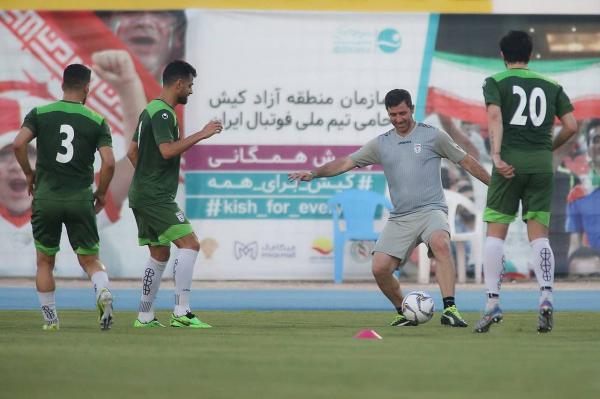 کریم باقری,صحبت های کریم باقری در مورد تیم ملی