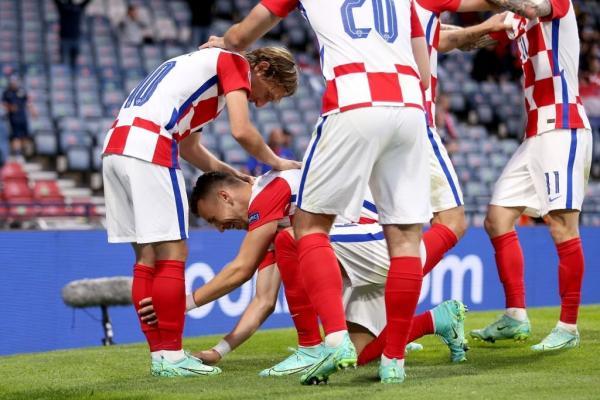 دیدار تیم ملی انگلیس و جمهوری چک,یورو 2020