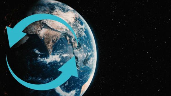 سیاره زمین,چرخش زمین