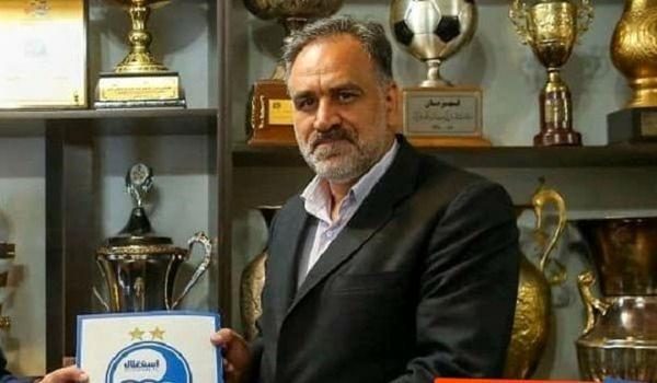 احمدمددی,مدیرعامل استقلال