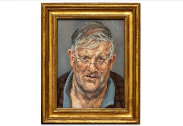 پرتره دیوید هاکنی,گران ترین هنرمندان زنده دنیا