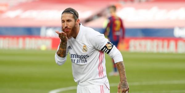 سرخیوراموس,رئال مادرید