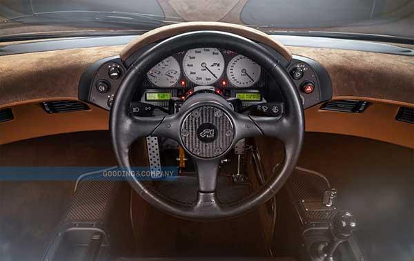 مک لارن F1,گران ترین سوپراسپرت قرن