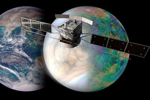سیاره زهره,ناسا