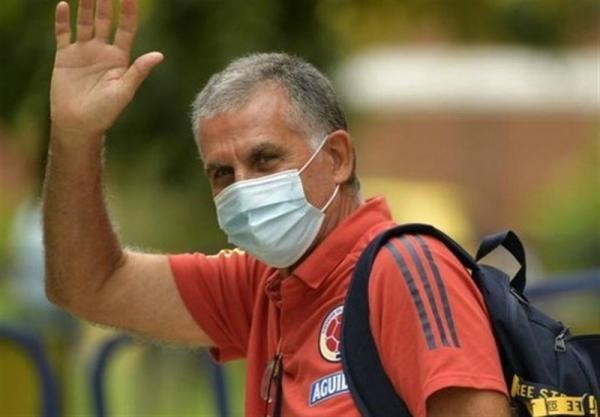 کارلوس کی روش, تیم ملی عراق