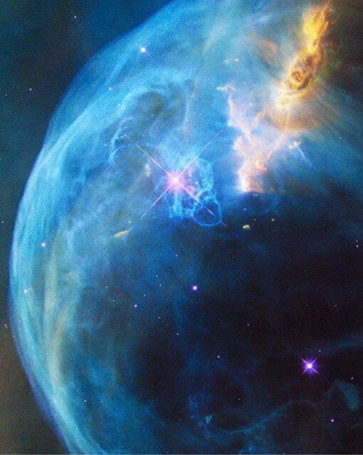 کهکشان راه شیری,تلسکوپ فضایی هابل