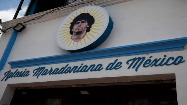 کلیسای مارادونا,آرژانتین