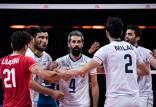 اعلام اسامی بازیکنان حاضر در المپیک توکیو,تیم ملی والیبال ایران اسامی