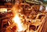 قطعی برق و افزایش قیمت فولاد و سیمان,کاهش تولید کارخانه ها