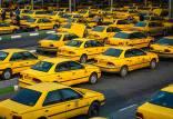 مرگ راننده تاکسی در تهران به دلیل کرونا,کرونا در بین راننده تاکسی ها