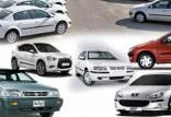 افزایش قیمت خودروها در بازار,قیمت خودروهای داخلی در بازار