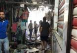 جزئیات انفجار شهرک صدر,انفجار در بازار الوحیلات در منطقه شهرک صدر بغداد