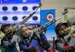تیم ملی تفنگ زنان کشور,مدال طلا