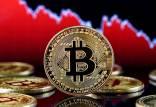 ر موج جدید سقوط قیمت ارزش بیت کوین,بیت کوین قیمت