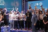 رقابت های لیگ پاورلیفتینگ در مجموعه ورزشی آزادی,درگیری