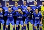 استقلال,یک هشتم نهایی لیگ قهرمانان آسیا