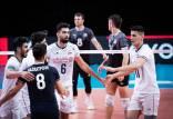 نفارت تیم ملی والیبال ایران در المپیک,اردوی تیم ملی والیبال مردان