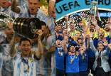 دیدار تیم ملی ایتالیا و آرژانتین,سوپرجام ملی
