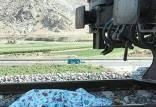 خودکشی در گیلان,خودکشی جوان 20 ساله زیر چرخ های قطار در گیلان