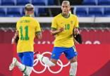 دیدار تیم ملی المپیک برزیل و آلمان,فوتبال مردان المپیک 2020