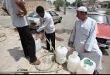 بی آبی در خوزستان,وضعیت آب شرب در خوزستان