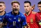 جام ملت های اروپا,ایتالیاواسپانیا