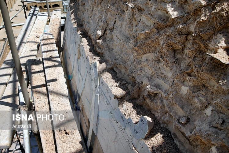 تصاویر مرمت مسجد شیخ لطف الله اصفهان,عکس های مسجد شیخ لطف الله اصفهان,تصاویری از مسجد شیخ لطف الله اصفهان