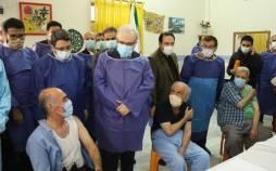 ازحام در مراکز واکسیناسیون,دُز دوم واکسن کرونا در بین سالمندان