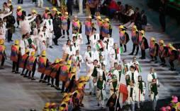 سهمیه المپیک توکیو,سهمیه المپیک توکیو رکورد حضور زنان ایران