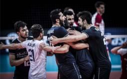تیم ملی والیبال ایران,حریفان تیم ملی والیبال ایران در مسابقات قهرمانی آسیا