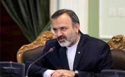 علیرضا رشیدیان,رئیس سازمان حج و زیارت