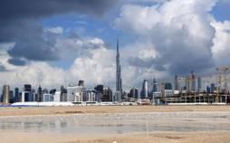 باران مصنوعی,باران مصنوعی در دبی
