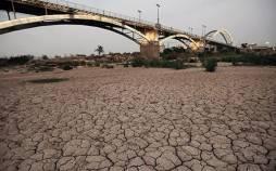 بحران آب در خوزستان,بی آبی در خوزستان