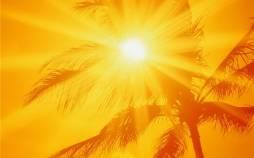 گرما,وضعیت گرما در منطقه
