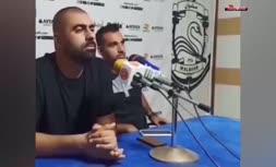فیلم/ واکنش مازیار زارع به بی آبی خوزستان