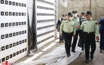 تصاویر کشف بزرگترین مزرعه استخراج رمز ارز ایران در غرب تهران,عکس های استخراج بیت کوین در ایران,تصاویر مزرعه استخراج رمز در تهران