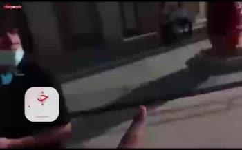 فیلم/ کولرهایی در کف خیابانهای قطر که هوای گرم را خنک میکند