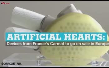 فیلم/ اولین پیوند قلب مصنوعی در ایتالیا
