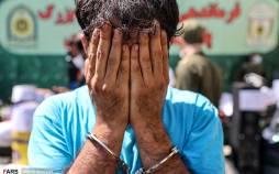 تصاویر مرحله 47 طرح رعد پلیس پیشگیری پایتخت,عکس سارقان در مرحله 47 طرح رعد,تصاویری از نمایشگاه مرحله 47 طرح رعد