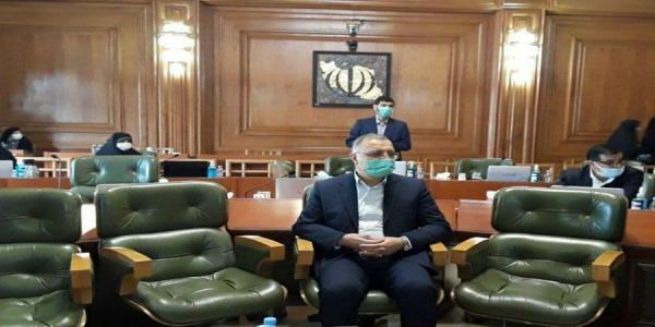 غیرقانونی بودن شهردار شدن زاکانی,زاکانی شهردار جدید تهران